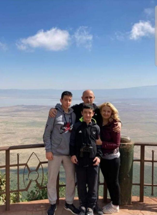 טיול בר מצווה מאורגן לאפריקה