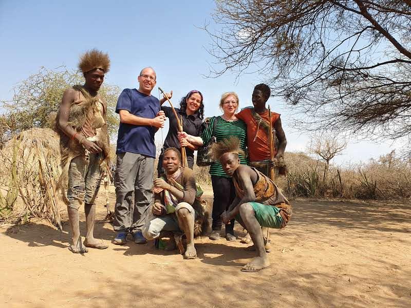טיול זוגי באפריקה