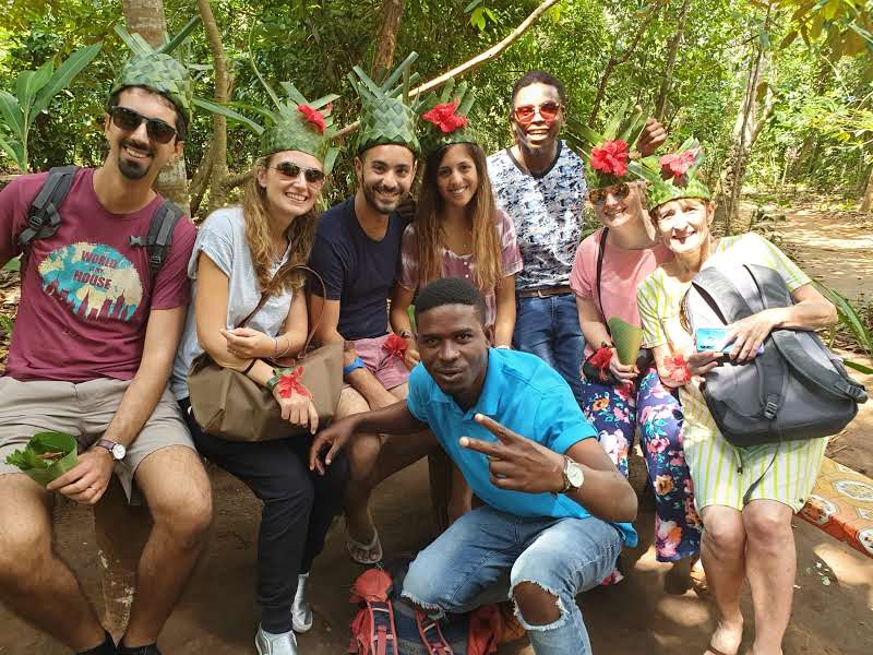 טיולי חברים לאפריקה