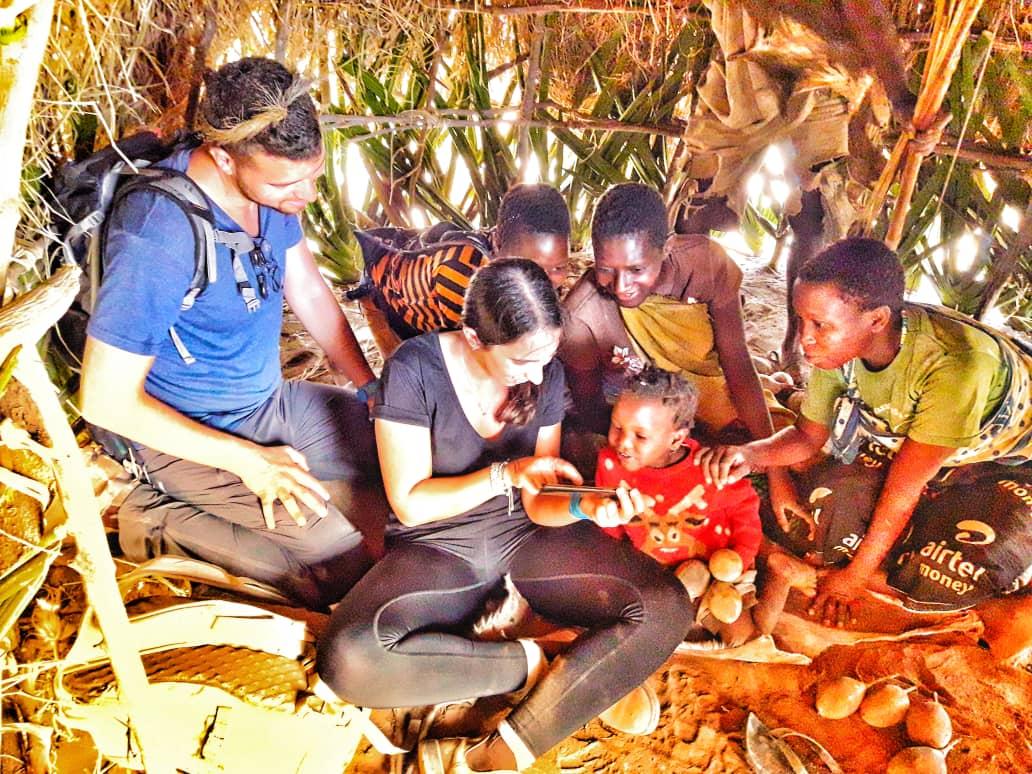 טיולי זוגות לאפריקה