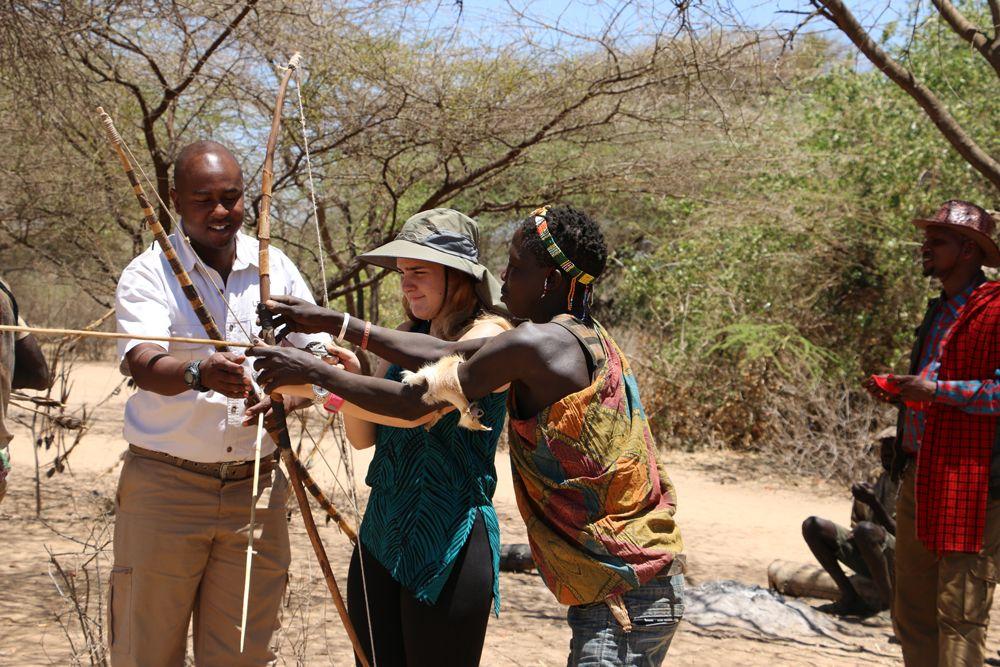 טיול משפחתי - בר מצווה באפריקה