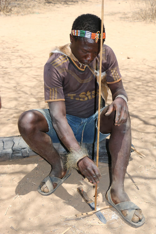 ביקור בשבט ה-Datoga