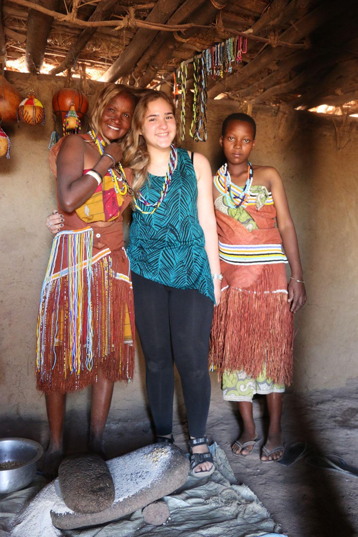 ביקור בטנזניה