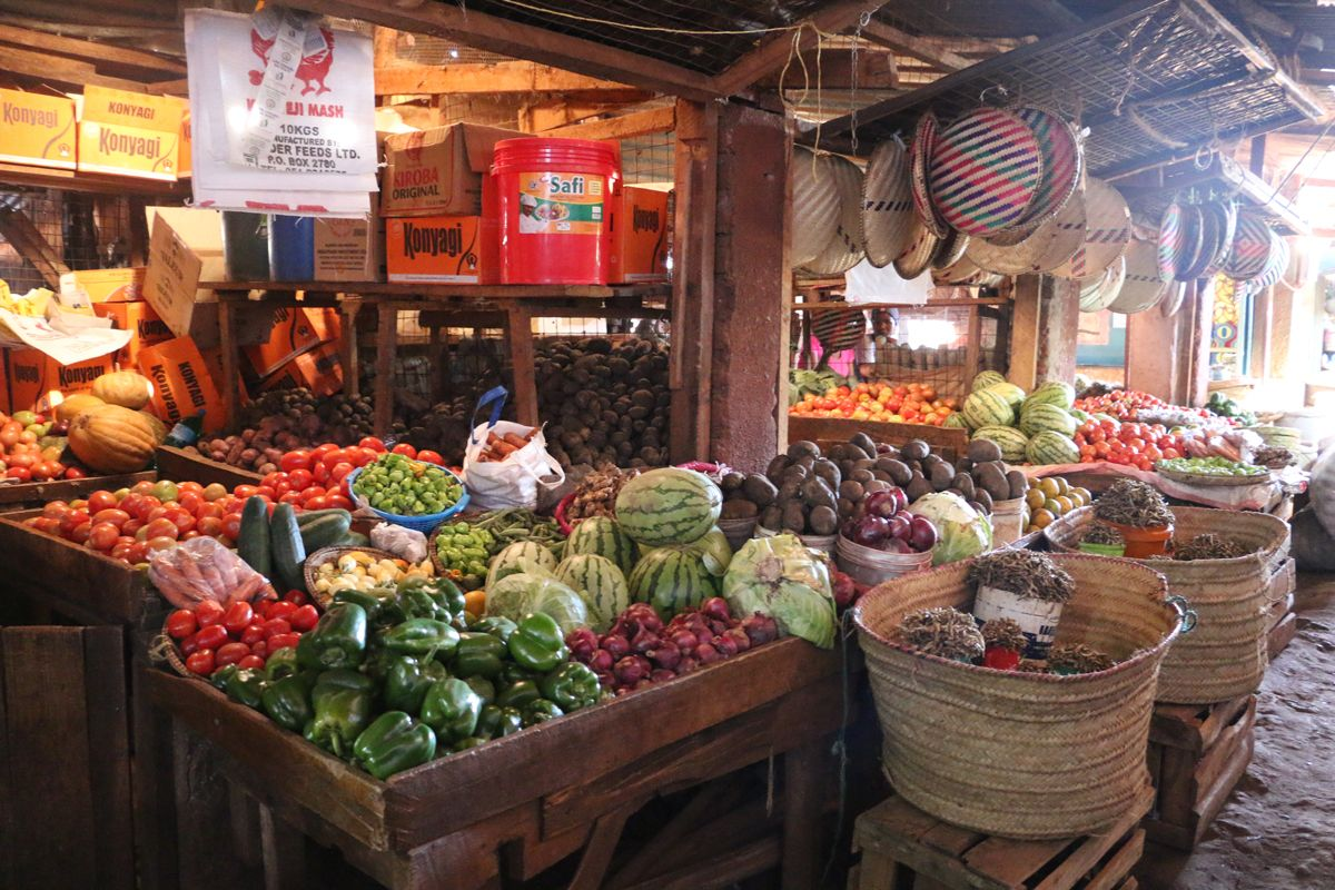 שוק באפריקה