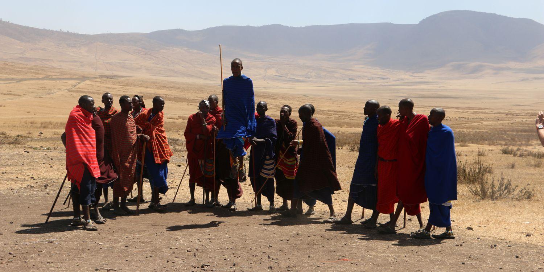 טיול מאורגן לקניה - רחל לוי