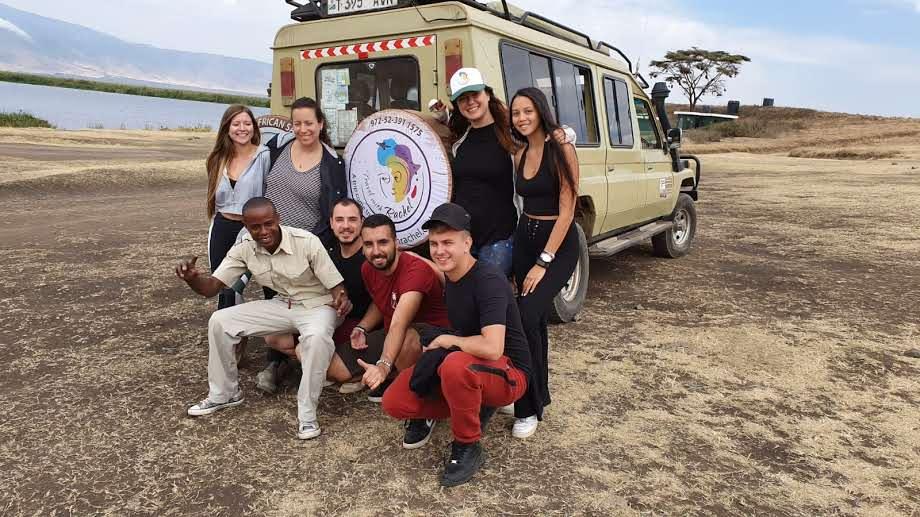 טיול משלחת הומניטרית- לטייל עם רייצ'ל