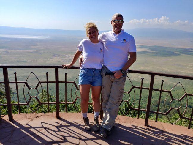 טיול מאורגן לאפריקה