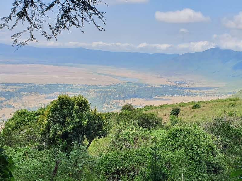 מכתש בטנזניה- אפריקה