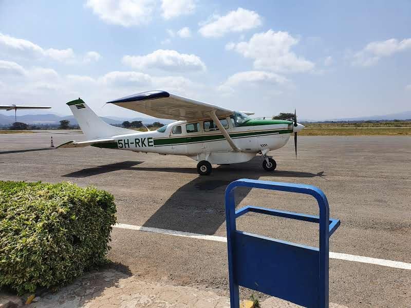שדה התעופה בזנזיבר