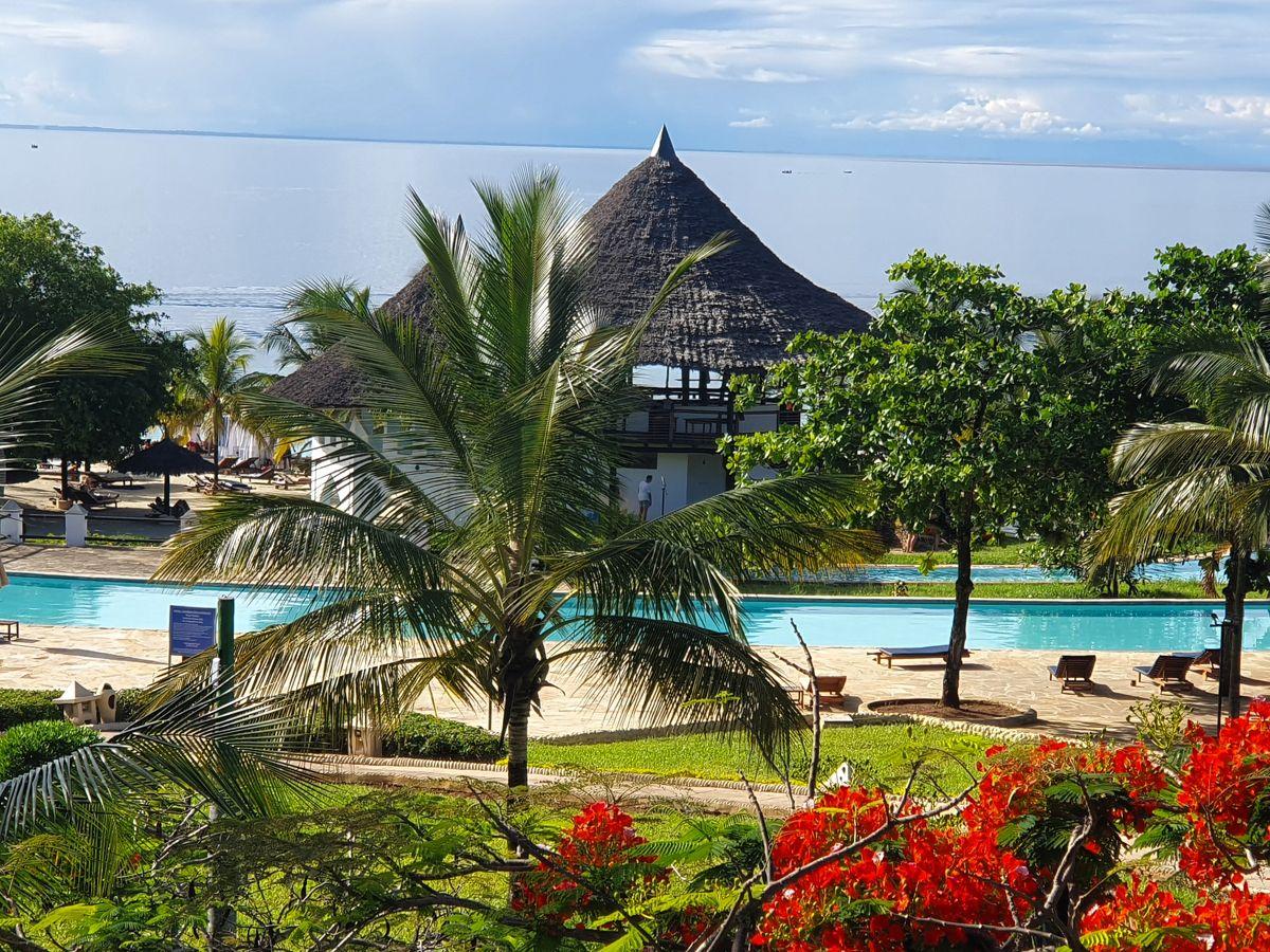 ריזורט Royal Zanzibar שבחוף הצפוני בזנזיבר