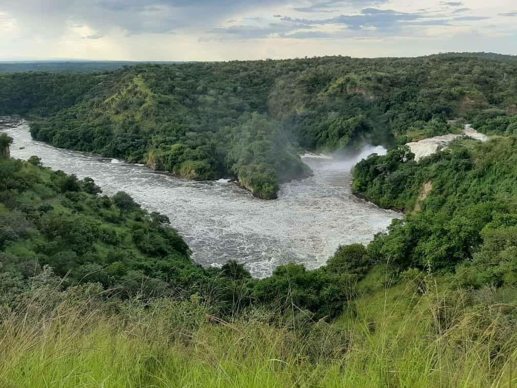 נוף באוגנדה