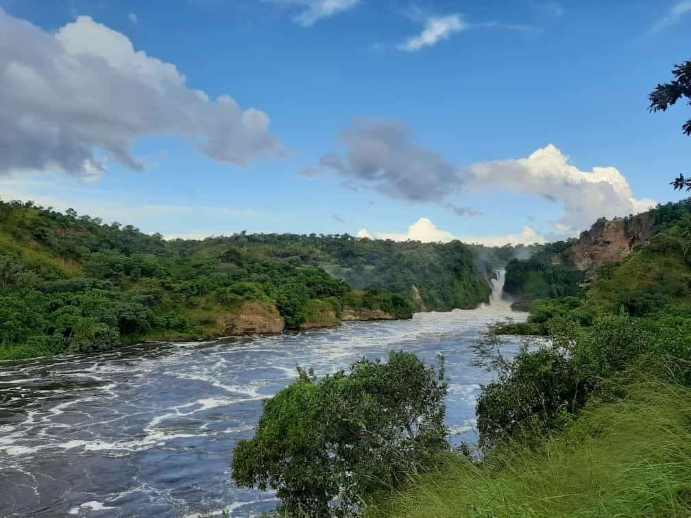 טיול מפלים ונהרות באוגנדה