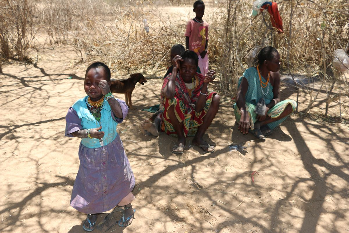 ספארי בטנזניה