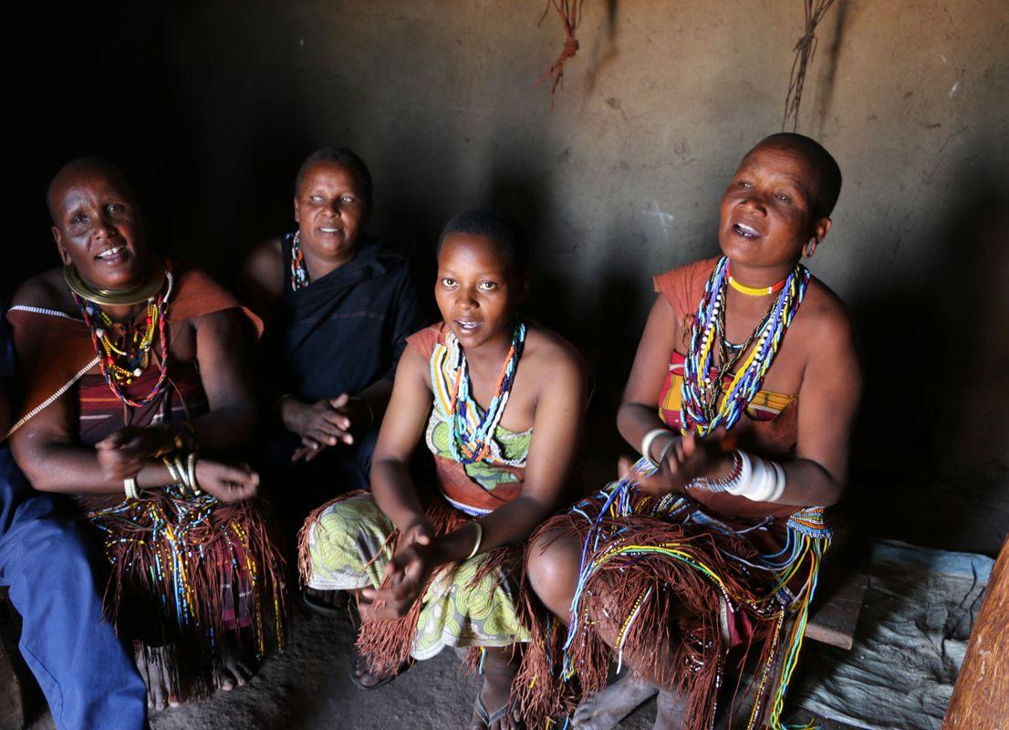 טיול אנתרופולוגי אפריקה