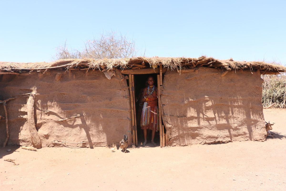טיול לשבטים באפריקה