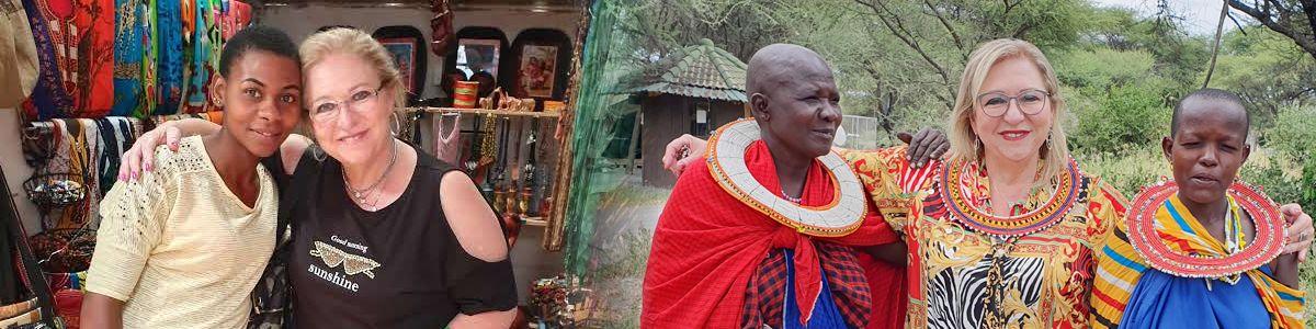 לטייל עם רייצ'ל באפריקה