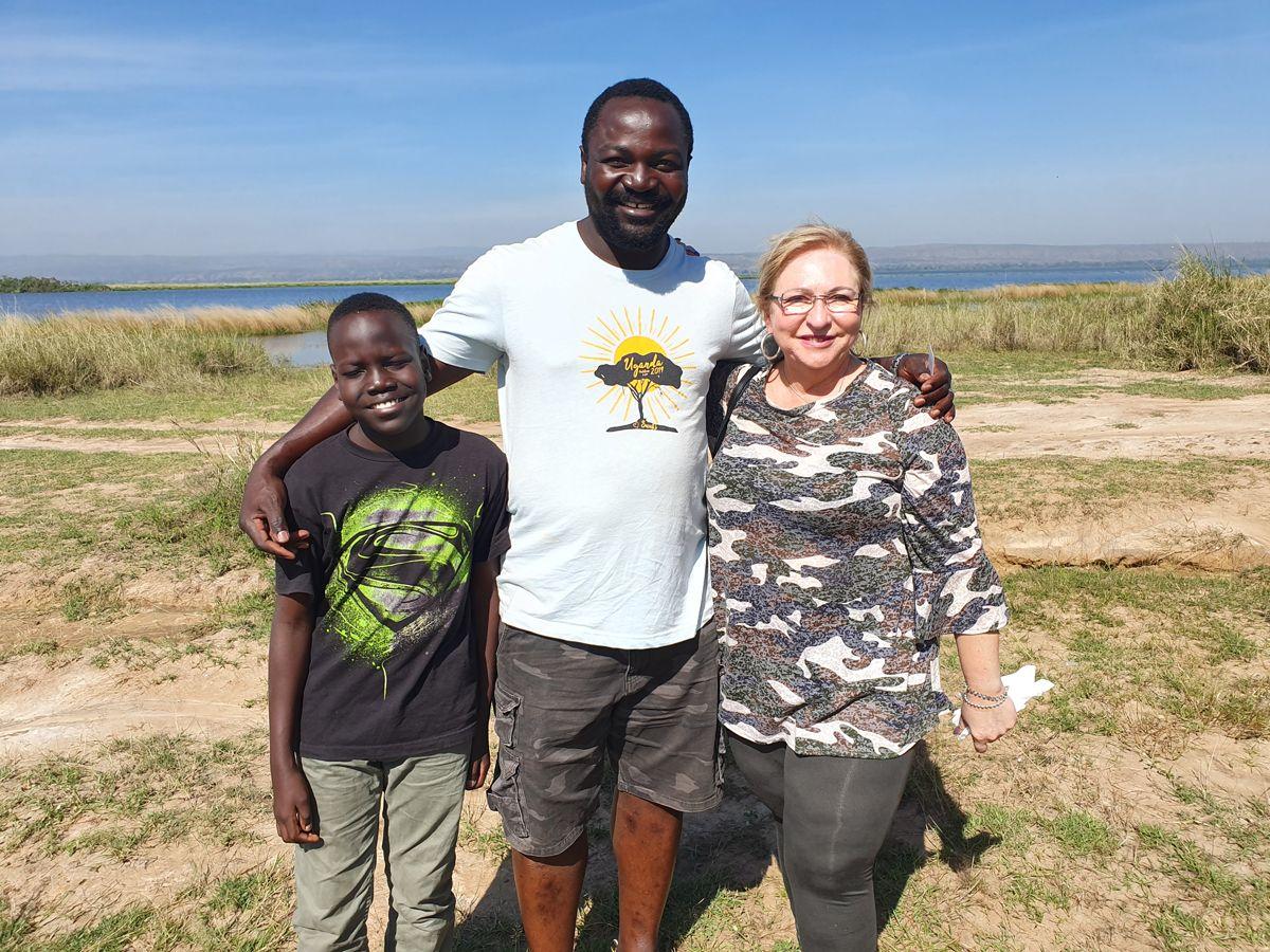 טיול מאורגן באוגנדה