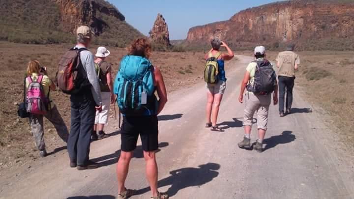 טיול מאורגן בסאפרי בקניה