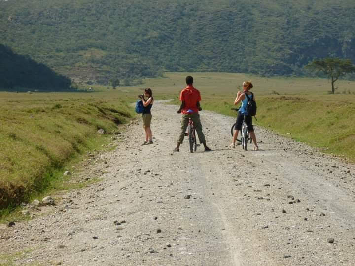 טיול אופניים בקניה