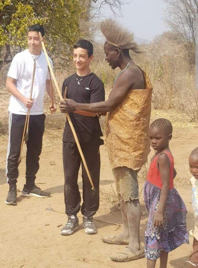 טיול בר מצווה בטנזניה