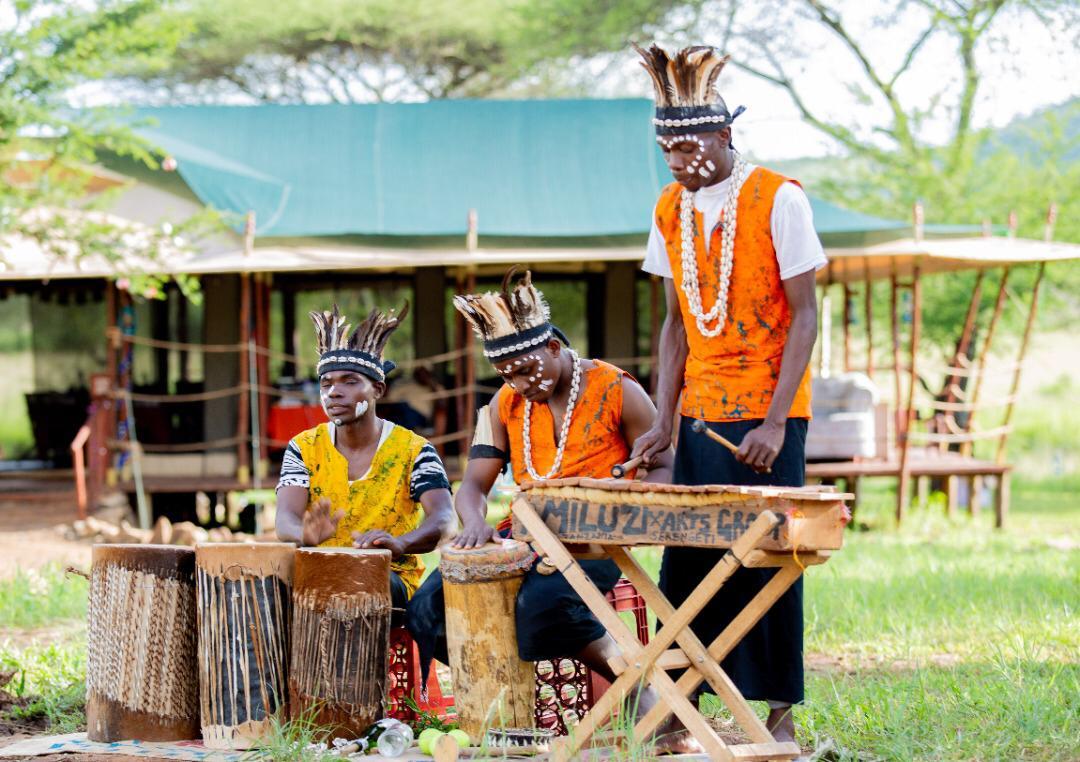 אירוח מקומי באפריקה