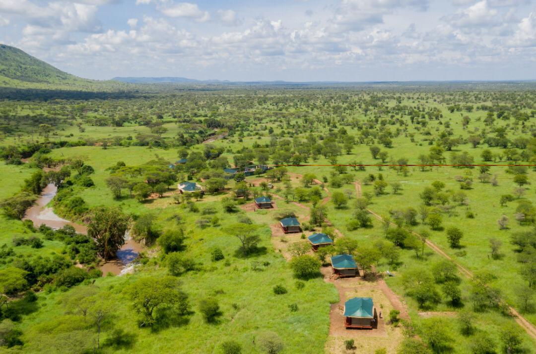 לינה מומלצת באפריקה
