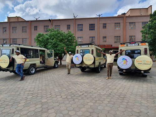 משלחת התנדבות לאפריקה