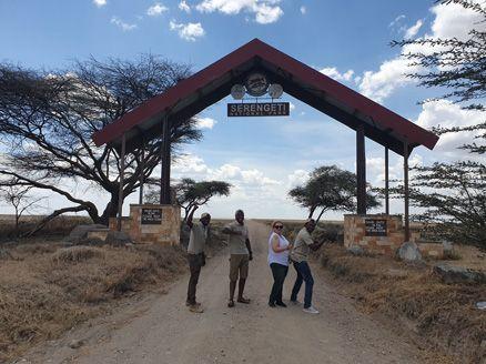 התנדבות באפריקה