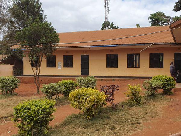 התנדבות בבתי ספר באפריקה