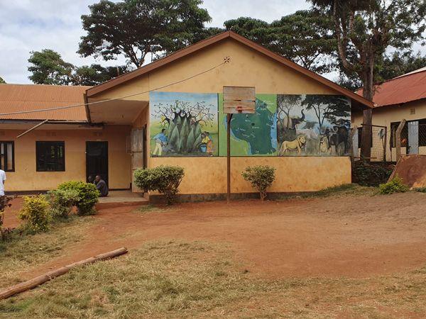 תמונות מהתנדבות באפריקה