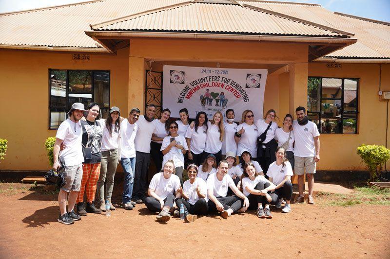 משלחת הראל- התנדבות בטנזניה שבאפריקה
