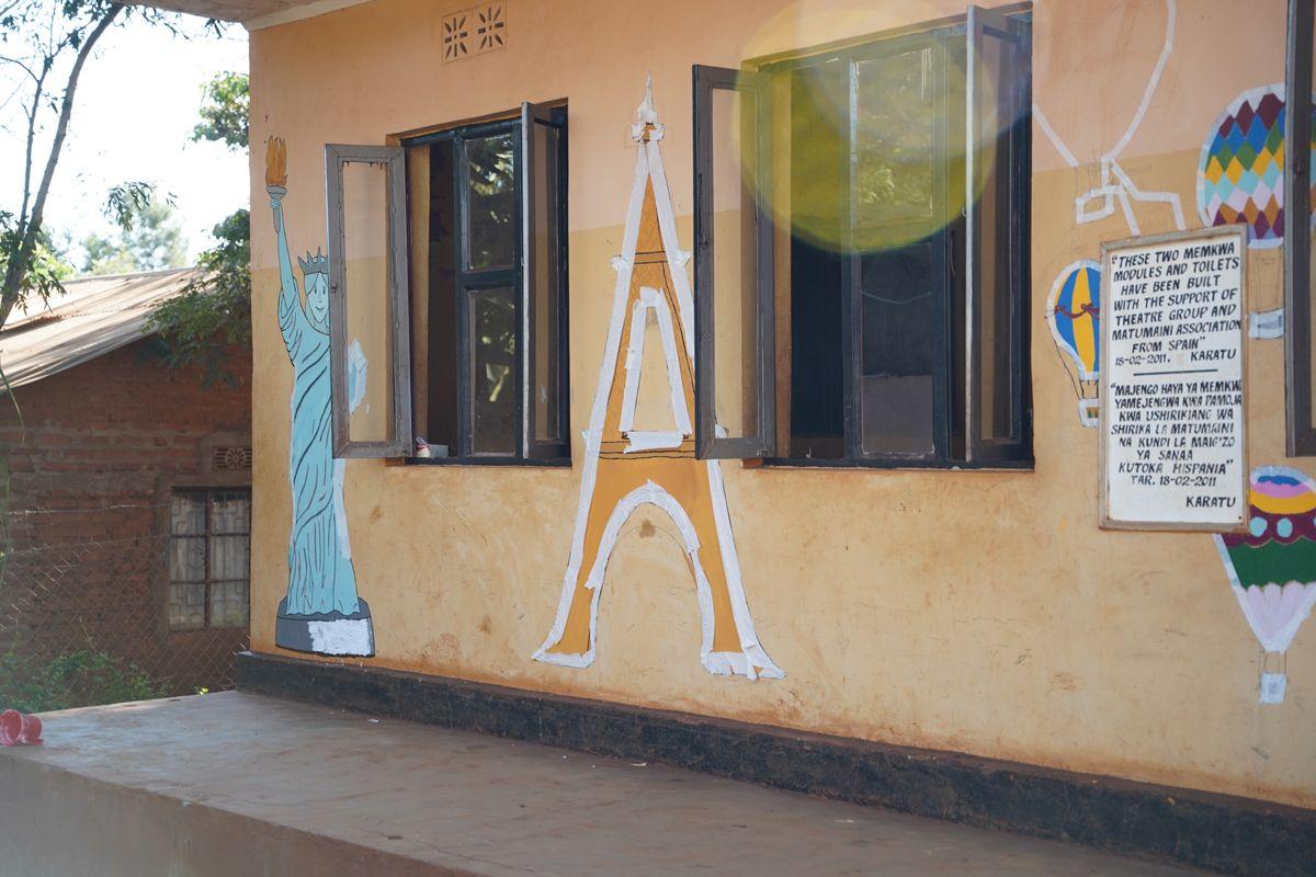 משלחת הראל- התנדבות באפריקה