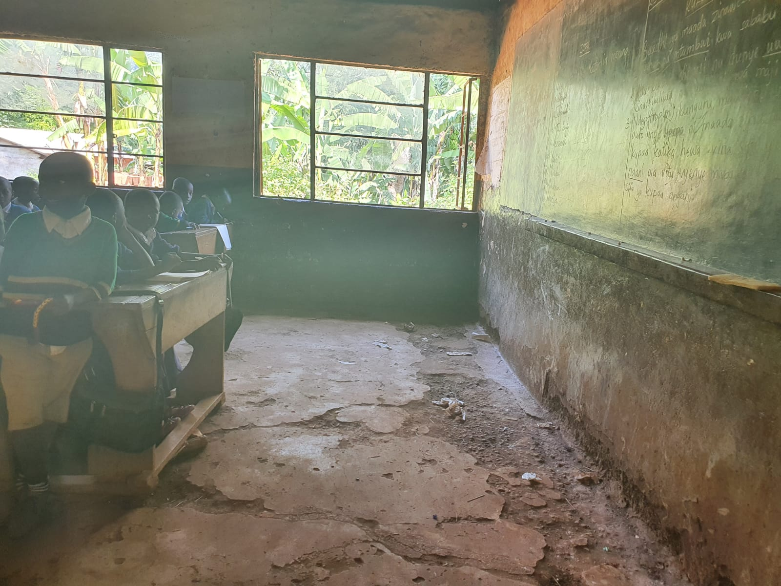 משלחת התנדבות בטנזניה