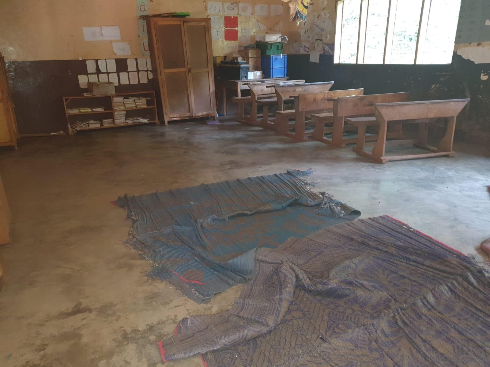 התנדבות בבית ספר במחוז הקלימנג'רו