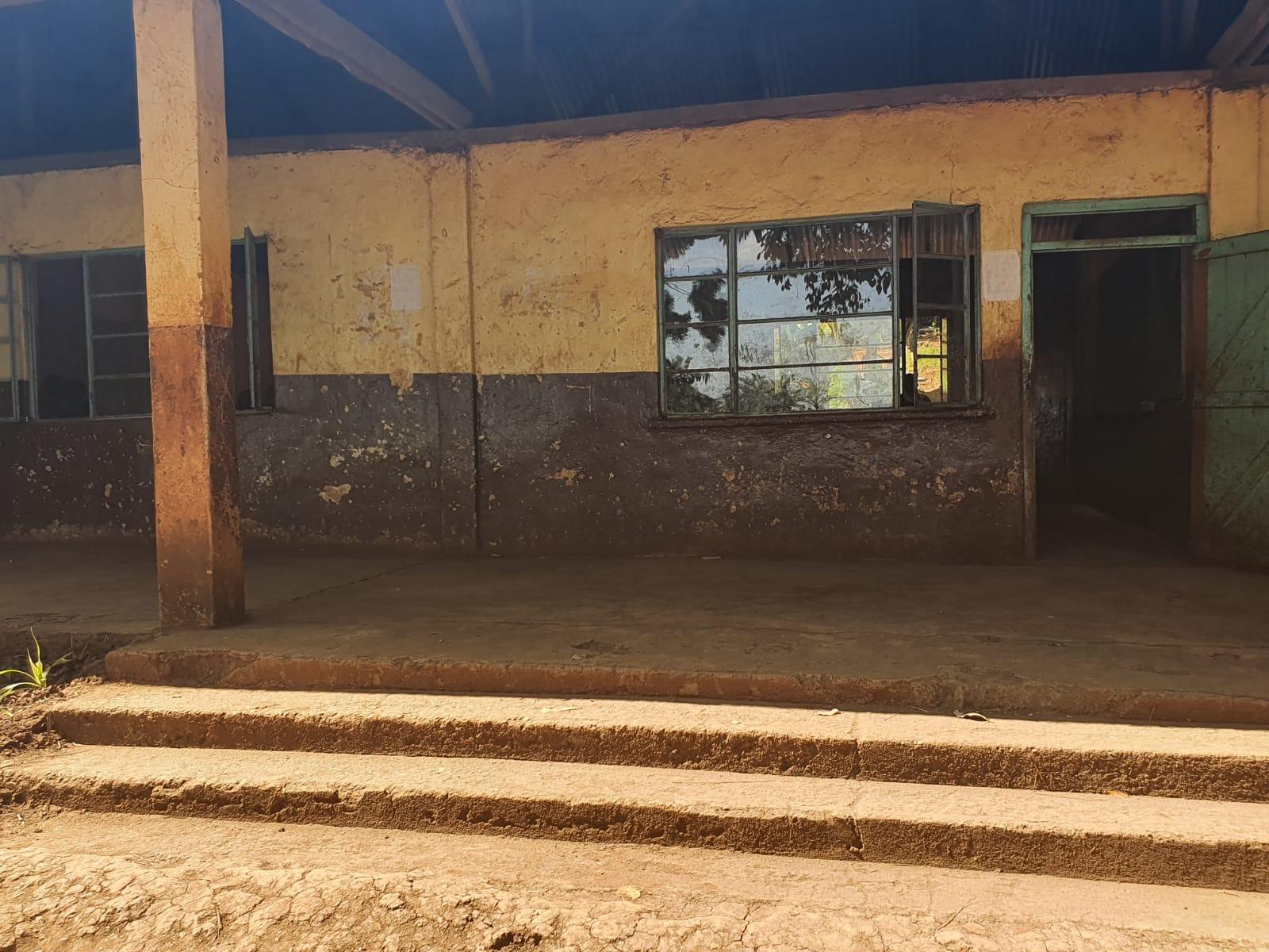 בית ספר במחוז קלימנג'רו
