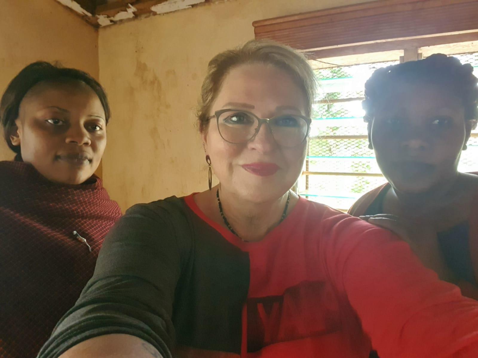 משלחת התנדבות באפריקה