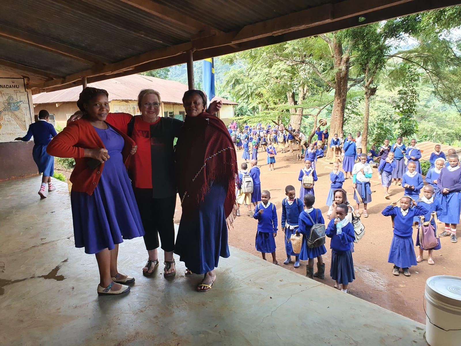 משלחת התנדבות בצפון טנזניה