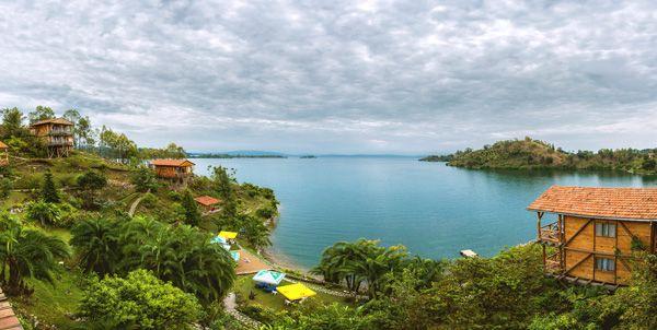 אגם קיוו ממבט על